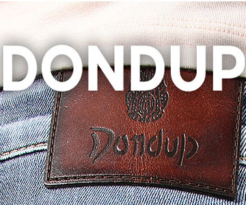 DONDUP New Luxury ОДЕЖДА